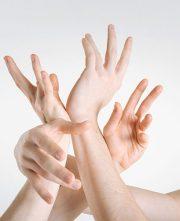 Tanze mit den Händen